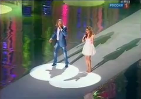 Шоу В. Юдашкина 2011