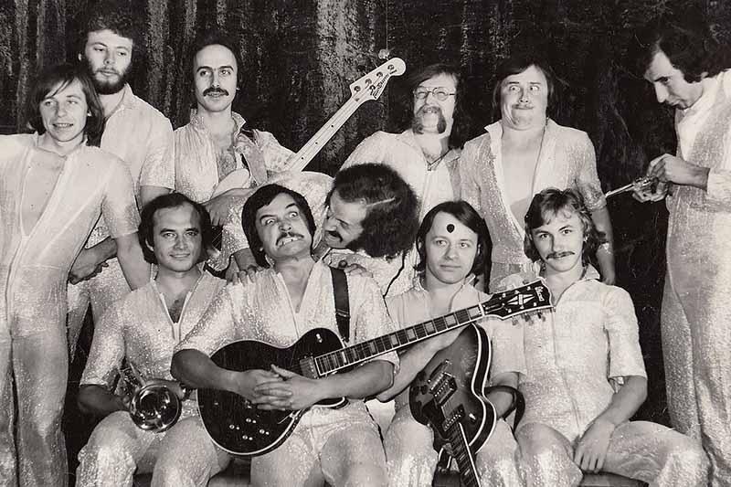 1980 год группа Рецитал