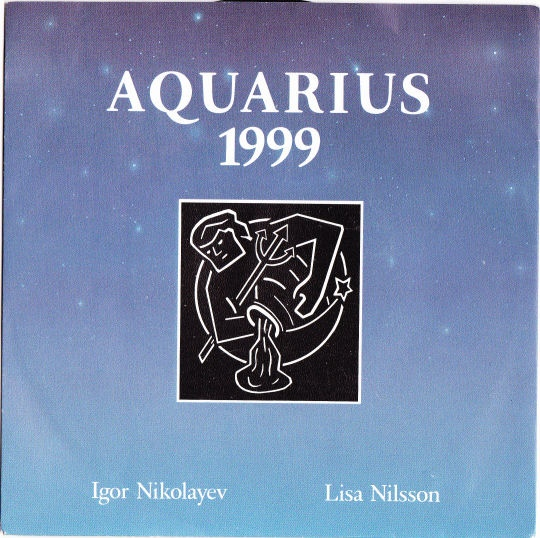 Igor Nikolayev, Lisa Nilsson ‎– Aquarius 1999
