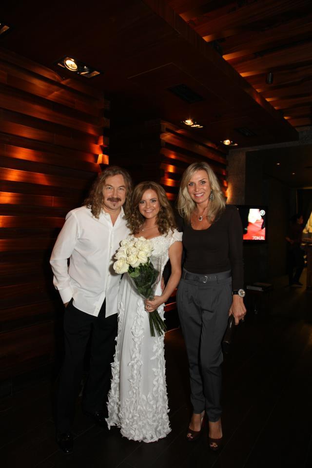 фото свадьбы игоря николаева и юлии проскуряковой образом