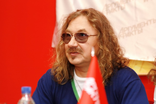 Игорь Николаев Барнаул 2012