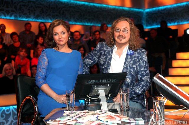 2013 \ Игорь Николаев и Юлия Проскурякова