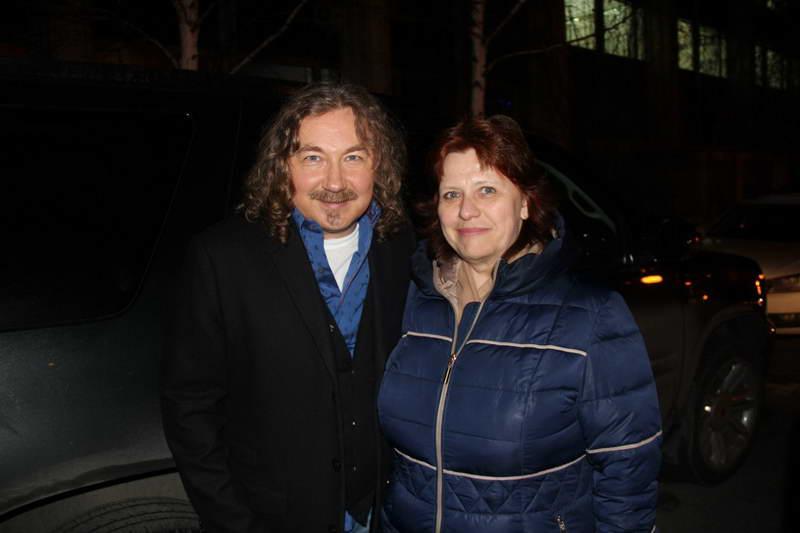 Игорь Николаев и Татьяна Аверьянова
